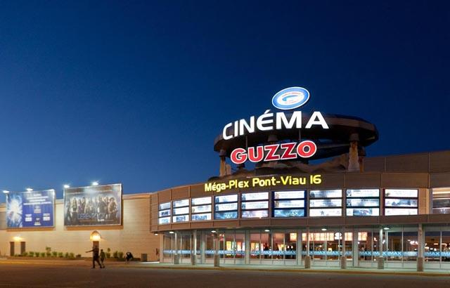 Cinema Guzzo Lacordaire 106