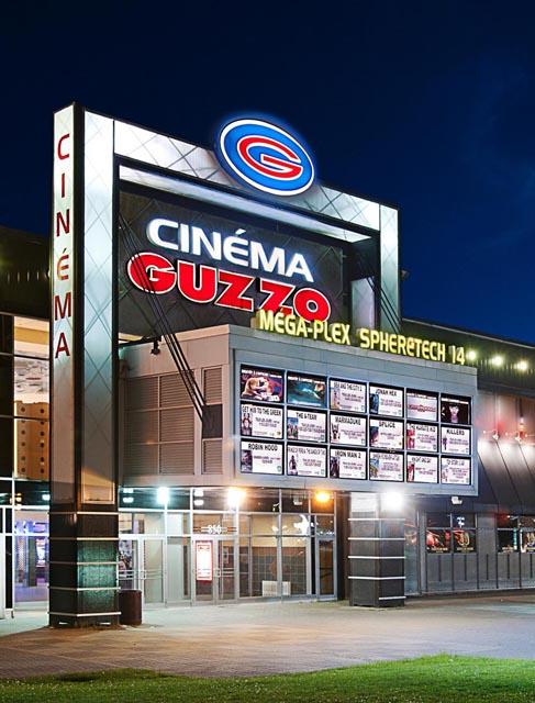 Cinema Guzzo Lacordaire 86