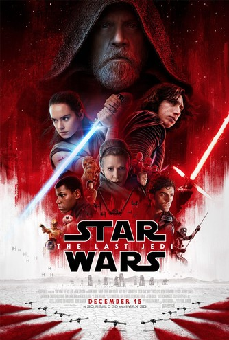 Star Wars: The Last Jedi - IMAX 3D Premiere (Thursday)