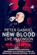 Peter Gabriel: New Blood in 3D