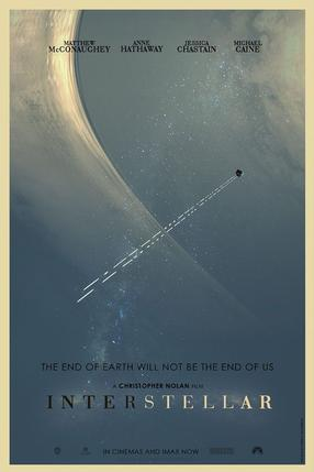 Interstellar: An IMAX Experience