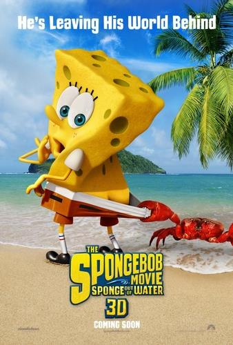 The SpongeBob Movie: Sponge Out of Water 3D
