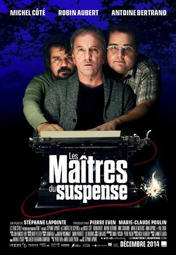 Les maîtres du suspense (The Masters of Suspense-French version with English sub-titles)