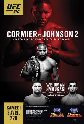 UFC 206: –  Cormier vs. Johnson 2