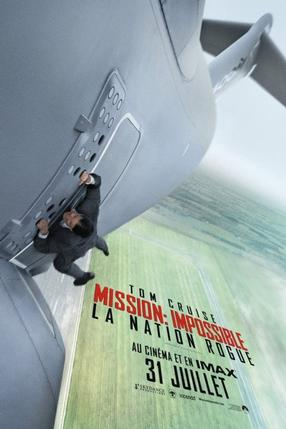 Mission: Impossible - La Nation Rogue