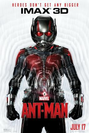 Ant-Man: The IMAX 3D Experience
