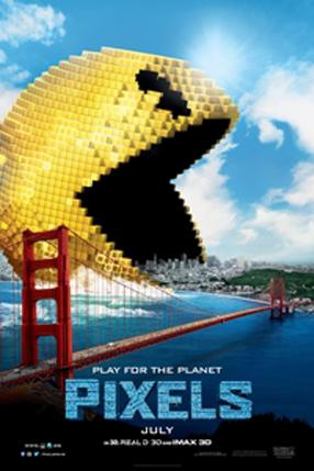 Pixels: The IMAX 3D Experience