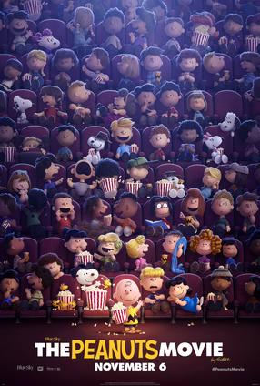 THE PEANUTS MOVIE 3D