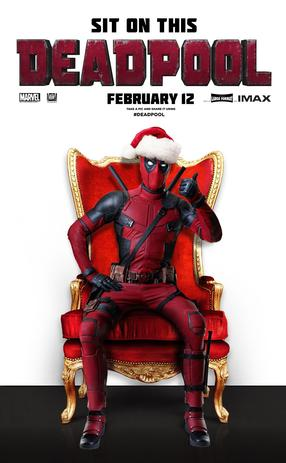 Deadpool: Une experience IMAX