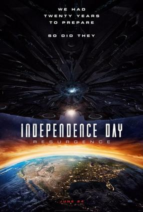 Independence Day: Resurgence : An IMAX 3D Experience