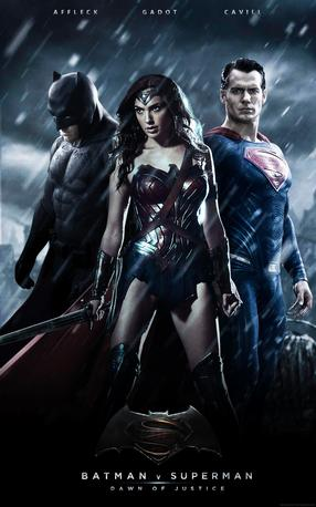 Batman V Superman: Dawn of Justice 3D | Movie Trailer and Schedule