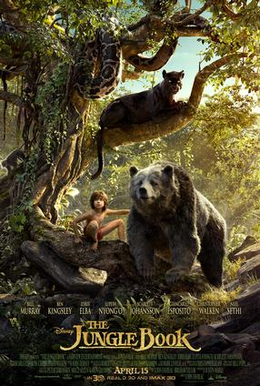 The Jungle Book: 3D