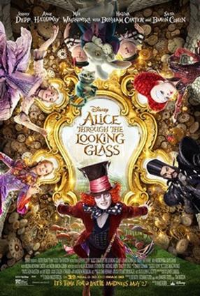 Alice Through The Looking Glass: An IMAX 3D Experience