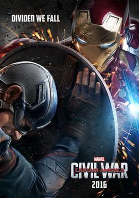 Captain America: Civil War 3D