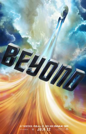 Star Trek: Beyond - an IMAX 3D Experience