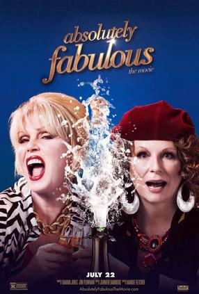 Absolutely Fabulous: The Movie (version originale)