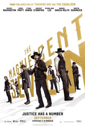 The Magnificent Seven – An IMAX Experience