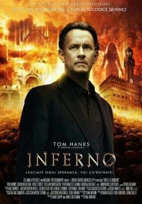 Inferno-An IMAX Experience