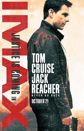 JACK REACHER: NEVER GO BACK-An IMAX Experience