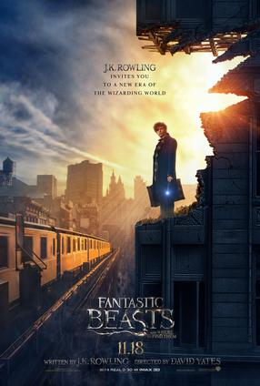 Fantastic Beasts And Where To Find Them - An IMAX Experience