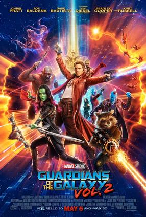 Guardians of the Galaxy 2 - An IMAX 3D Experience