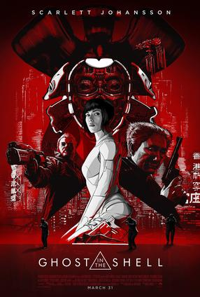 Ghost in The Shell: Le Film