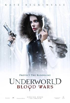 UNDERWORLD: BLOOD WARS 3D