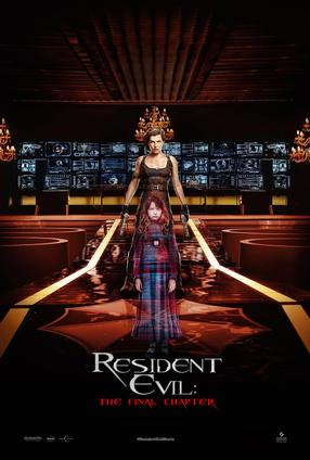 Resident Evil The Final Chapter Movie Trailer And Schedule Guzzo