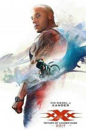 xXx: THE RETURN OF XANDER CAGE: AN IMAX 3D EXPERIENCE