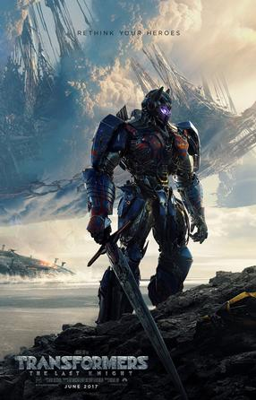 Transformers: The Last Knight - An IMAX Experience