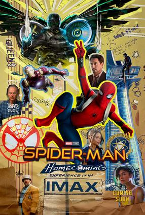 Spider-Man: Homecoming - An IMAX 3D Experience