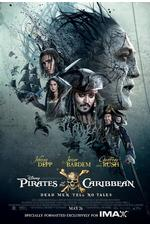 Pirates of the Caribbean: Dead Men Tell No Tales - An IMAX 3D Experience