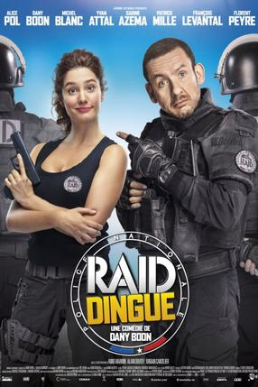 Raid dingue (original French version)