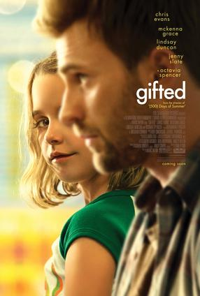 Gifted (version originale Anglaise)