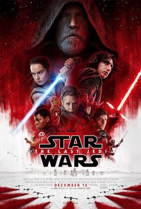 Star Wars: The Last Jedi - 3D