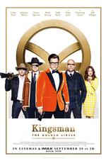 Kingsman: The Golden Circle - An IMAX Experience