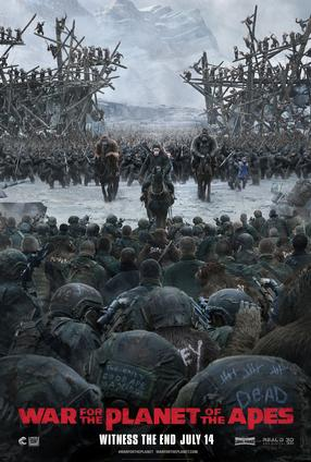 War For The Planet of The Apes: The IMAX Experience
