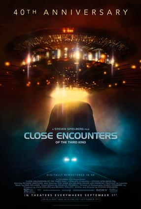 Close Encounters of the Third Kind: 40th Anniversary
