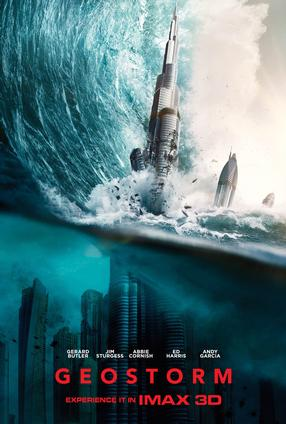 Geostorm - An IMAX 3D Experience