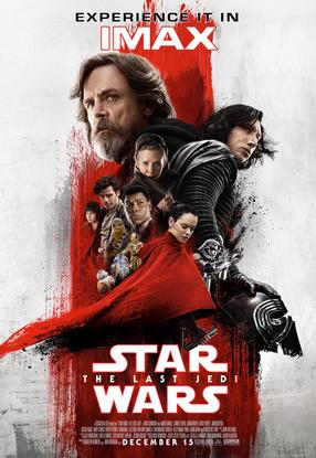 Star Wars: The Last Jedi -  IMAX 3D