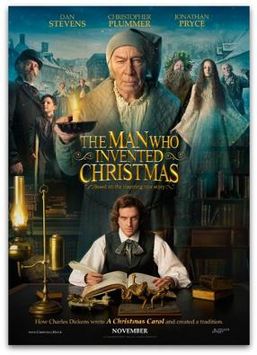 The Man Who Invented Christmas 2017.The Man Who Invented Christmas Movie Trailer And Schedule