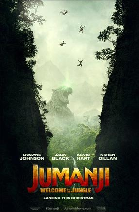 Jumanji: Welcome to The Jungle - L'expérience IMAX