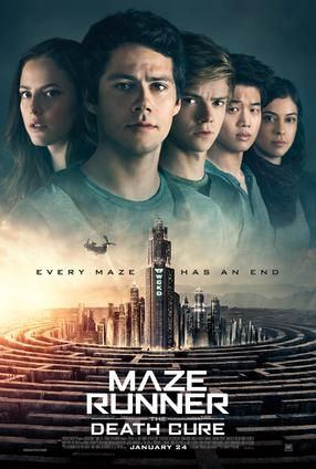 Maze Runner: The Death Cure - An IMAX Experience