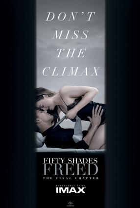 Fifty Shades Freed - An IMAX Experience