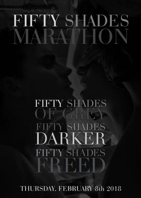 Fifty Shades Marathon