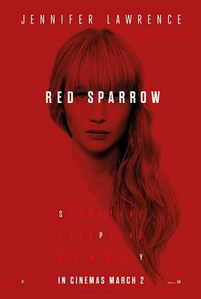 Red Sparrow - An IMAX Experience