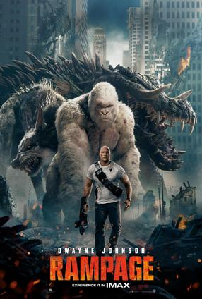 Rampage - An IMAX Experience