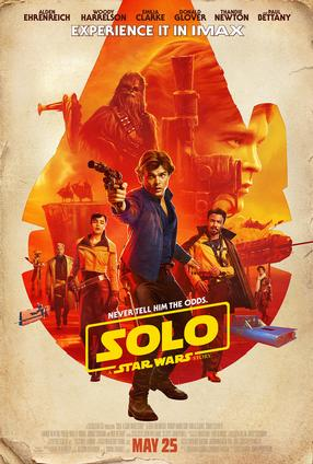 Solo: A Star Wars Story - An IMAX Experience