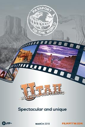 Passport Utah: Contraste naturel