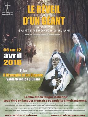 The Awakening of a Giant: Life of Saint Veronica Giuliani (V.O.S.T.F.)